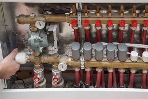 Renowacje hydrauliczne podczas prac w Lublinie