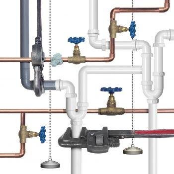 Elementy instalacji sanitarnej